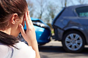 Head Injury the Result of a Motor Vehicle Accident